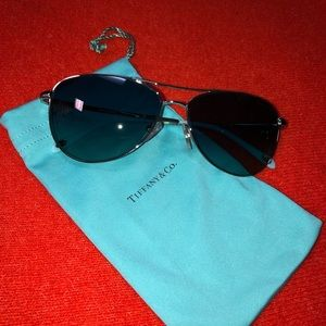 Tiffany and co bow tie sunglasses